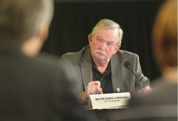 CITY OF BURNABY TO APPEAL