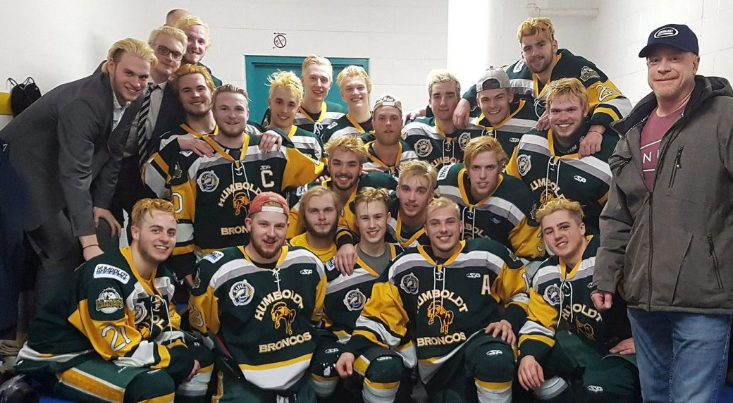 TWO CRITICALLY INJURED HUMBOLDT BRONCOS---NO LONGER CRITICAL