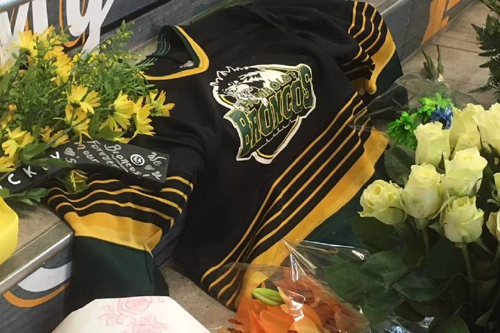 STORIES OF INSPIRATION CONTINUE TO UNFOLD--AS THE INVESTIGATION INTO THE HUMBOLDT BRONCOS BUS COLLISION GETS UNDERWAY