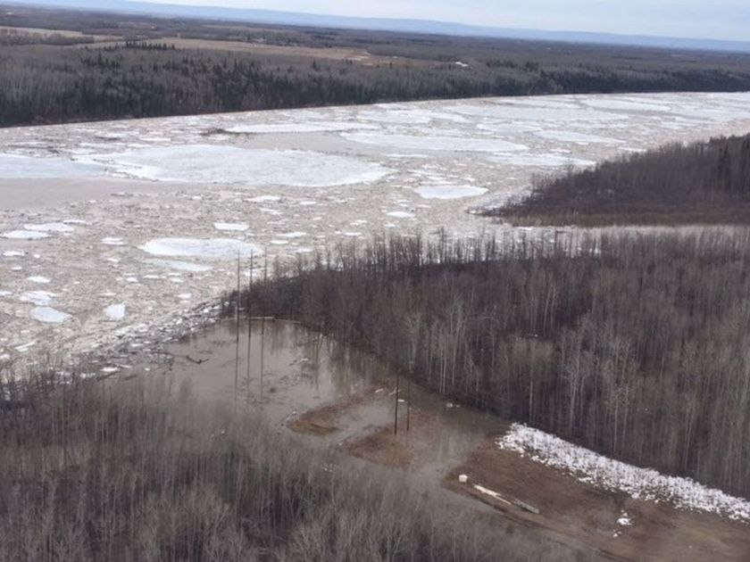 OVERLAND FLOODING STILL CAUSING PROBLEMS IN RURAL ALBERTA