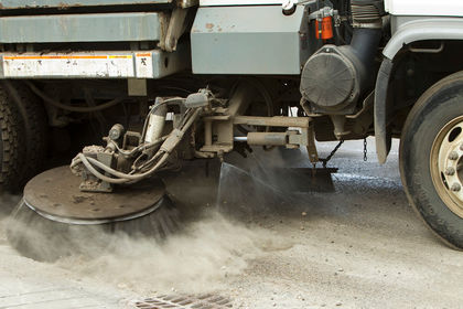EDMONTON STREET SWEEPERS SWING INTO ACTION NEXT WEEK