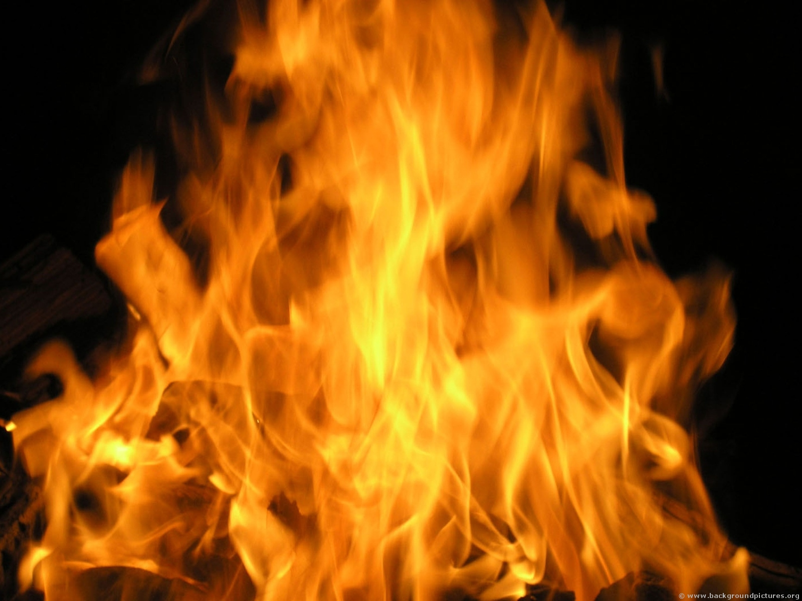 MAN INJURED IN FORT SASK FIRE