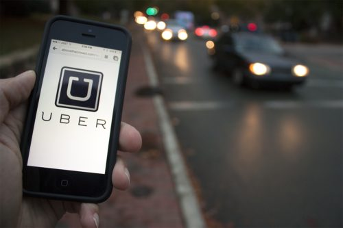 NEW TO EIA---UBER!