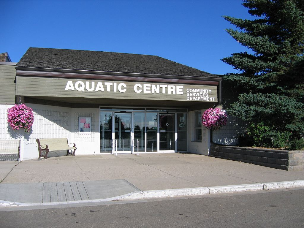 BIG RENOS ON THE WAY FOR THE CAMROSE AQUATIC CENTRE