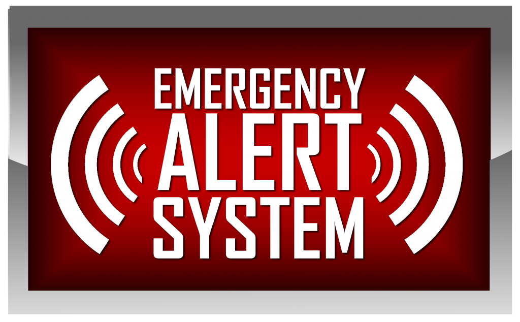 DID YOUR PHONE SEND OUT THE EMERGENCY ALERT?