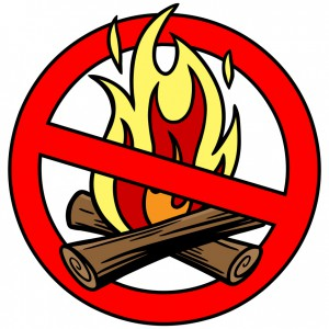 EDMONTON NOW UNDER A FIRE BAN