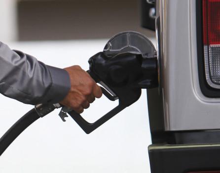 GAS PRICES CLIMBING, CLIMBING, CLIMBING