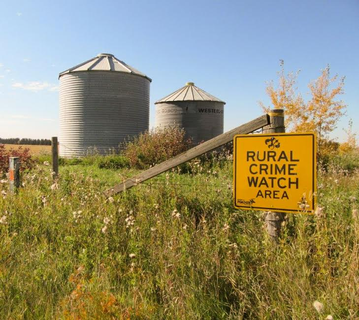 RCMP SAY ALBERTA'S RURAL CRIME TASK FORCE IS WORKING