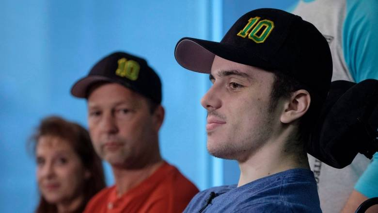 HUMBOLDT BRONCO TO GET SPECIALIZED TREATMENT IN PHILADELPHIA