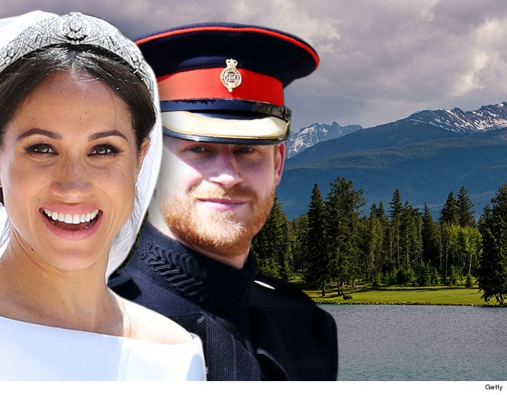 TMZ SAYS HARRY AND MEGHAN ARE JASPER-BOUND FOR THEIR HONEYMOON