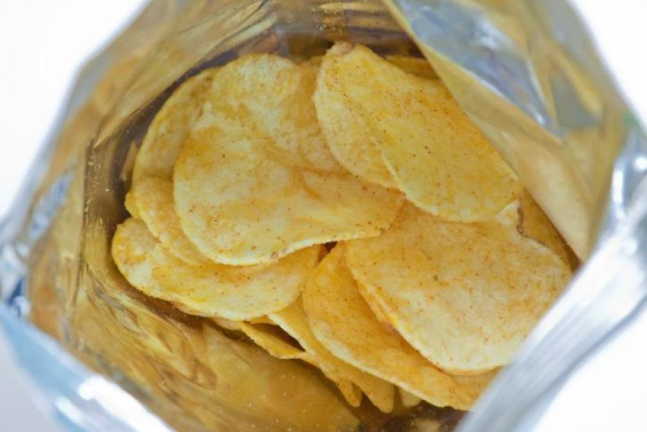 SHRINKFLATION IS TAKING THE CRUNCH OUT OF YOUR POTATO CHIP SNACK