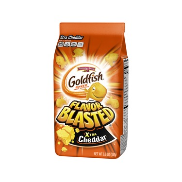 SOME GOLDFISH CRACKERS BEING RECALLED