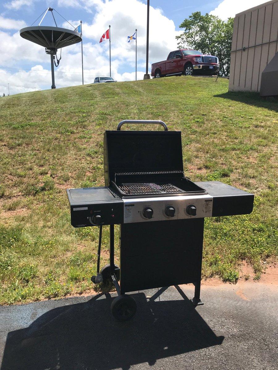 BBQ STANDOFF IN NOVA SCOTIA