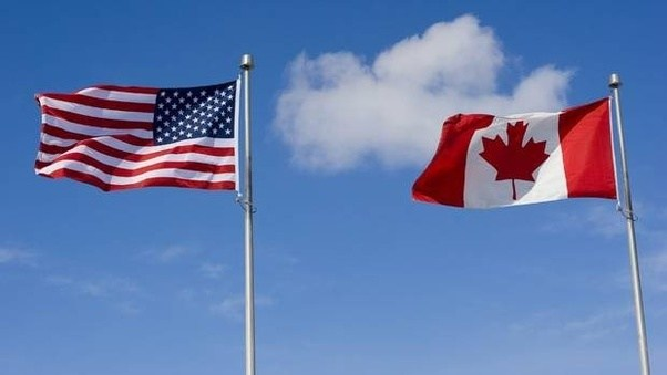 AMERICANS APOLOGIZE FOR CURRENT TRADE DISPUTE WITH CANADA
