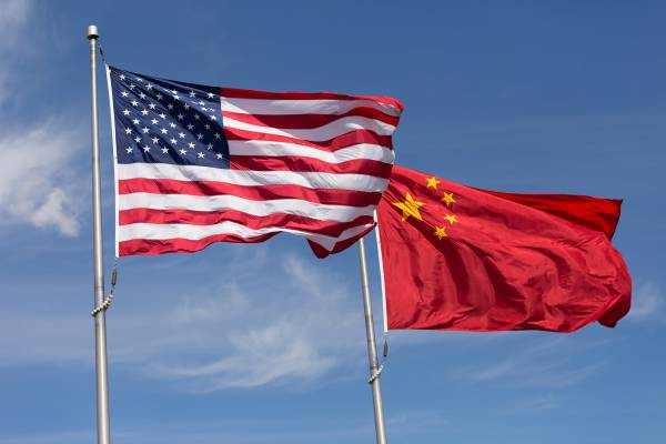 U-S AND CHINA SQUARE OFF OVER TARIFFS