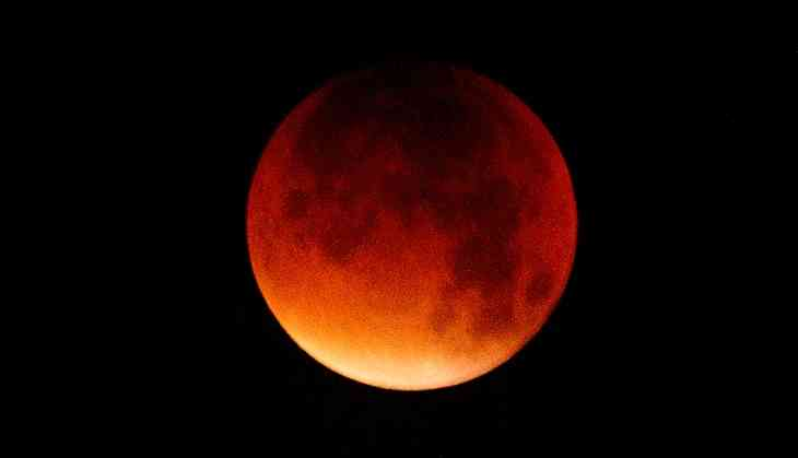 BLOOD RED MOON LATER THIS MONTH
