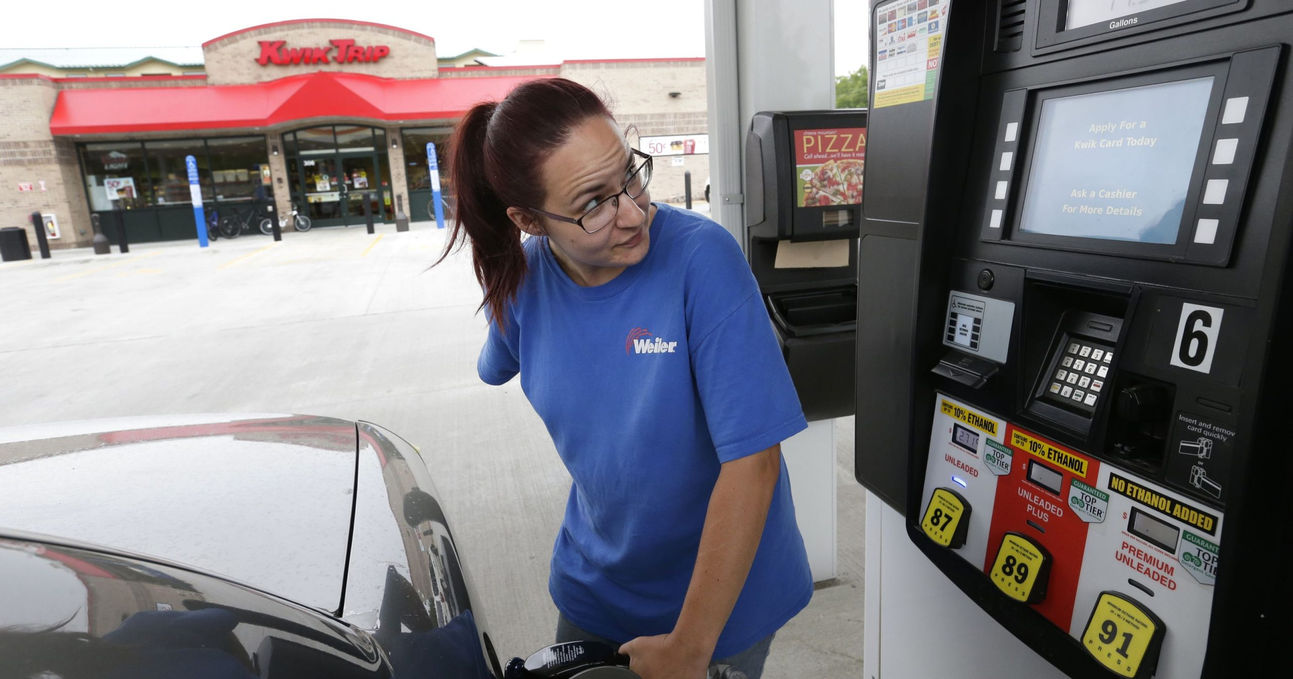 "GAS BAR ""SHENANIGANS"" BLAMED FOR HUGE JUMPS AT THE PUMP THIS WEEK"