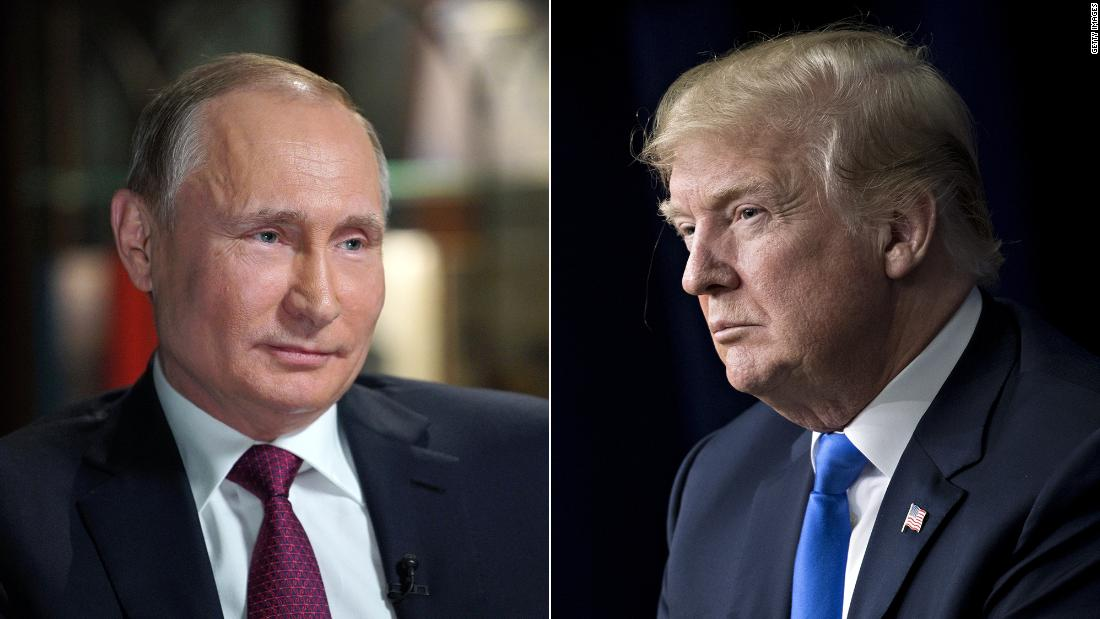 HELSINKI SUMMIT DAY--AND BOTH LEADERS DENY INTERFERENCE IN THE U-S ELECTION