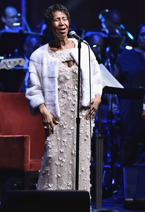 "REPORTS SAY ARETHA FRANKLIN IS ""GRAVELY ILL"""