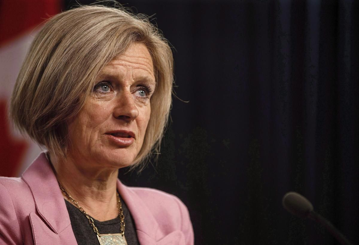 ALBERTA PULLING OUT OF FEDERAL CLIMATE PLAN
