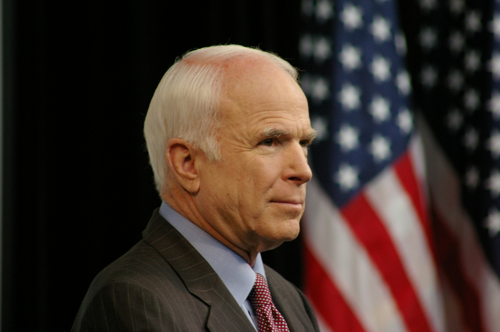 SENATOR JOHN MCCAIN DECIDES TO END HIS CANCER TREATMENT