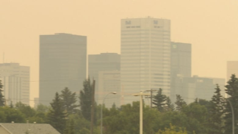 AND YET ANOTHER SMOKY DAY AHEAD