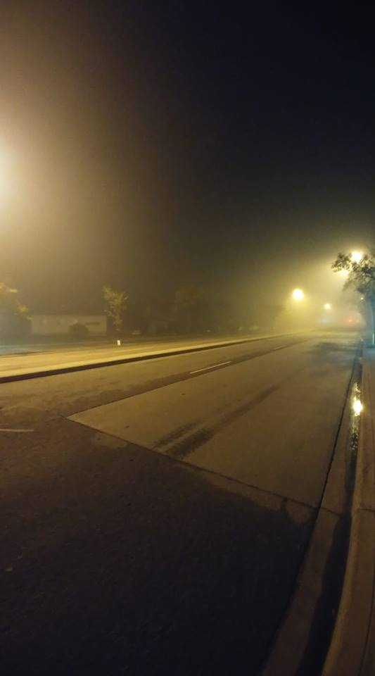 THICK FOG IN THE CAPITAL REGION THIS MORNING