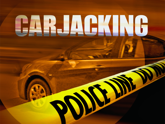CARJACKING AND HIGH SPEED CHASE IN THE CAPITAL REGION