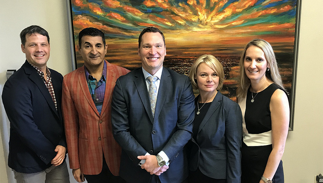 CSV IS ALBERTA'S NEW TRADE AND INVESTMENT CONTRACTOR IN SAN FRANCISO
