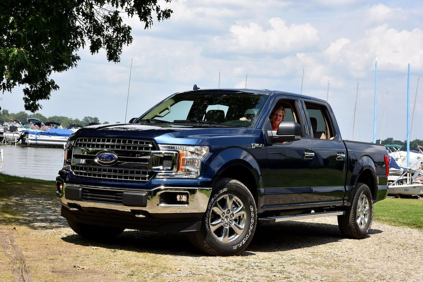 FORD RECALLING MORE THAN A MILLION F150'S