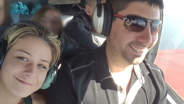HELICOPTER AMBULANCE CREWS FIND WRECKAGE OF PLANE BELIEVED TO HAVE CARRIED ALBERTA COUPLE