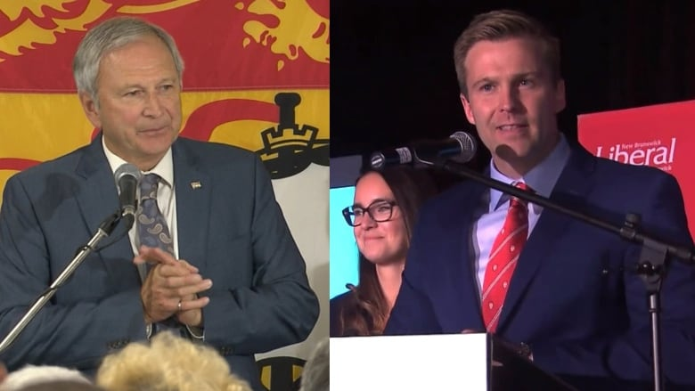 TORIES WIN NB ELECTION BY ONE SEAT----LIBS REFUSE TO BACK DOWN
