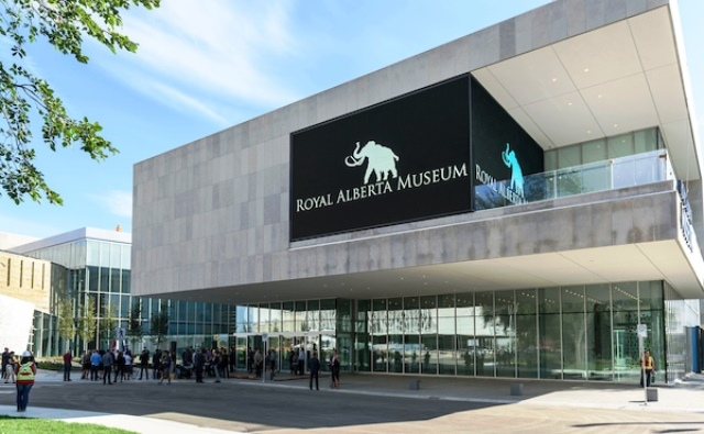 FREE TICKETS FOR THE NEW ROYAL ALBERTA MUSEUM--ALREADY SOLD OUT