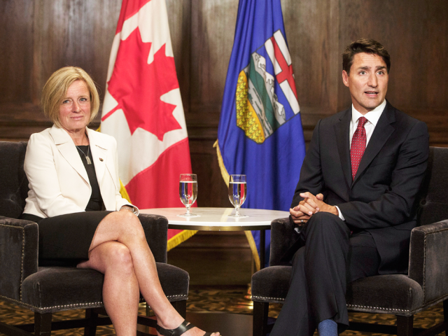 PM SAYS HIS GOVERNMENT IS COMMITTED TO GETTING THE TRANS MOUNTAIN BUILT