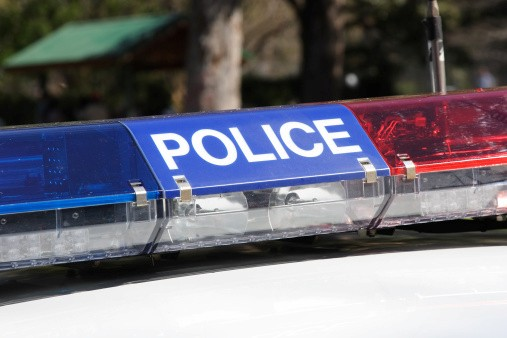 EDMONTON POLICE SHUT DOWN MILLWOODS ROAD