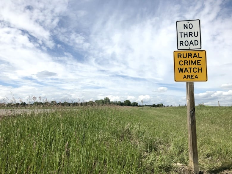 CFCW LISTENERS DOUBTING A DROP IN THE RURAL CRIME RATE IN ALBERTA