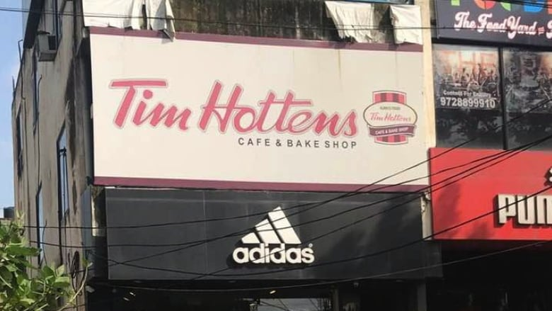 TIM HORTON'S ----MEET TIM HOTTENS