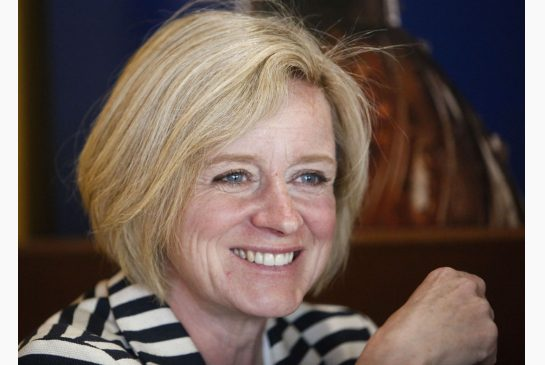 NEW STUDY SAYS PREMIER NOTLEY'S APPROVAL RATING IS UP