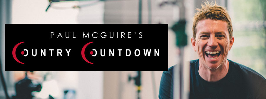 Paul McGuire's Country Countdown