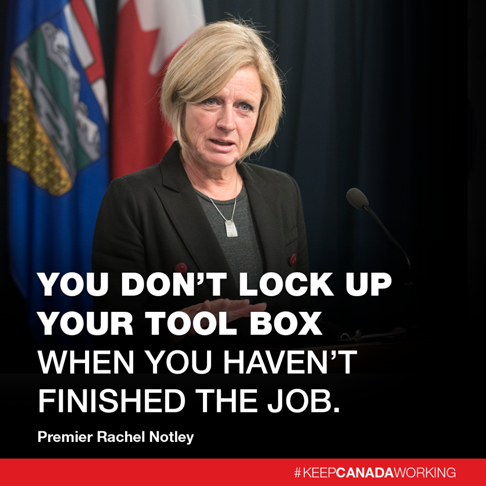 PREMIER NOTLEY NOT HAPPY WITH THE BC GOVERNMENT AFTER THE LNG PIPELINE IS GIVEN THE GREEN LIGHT