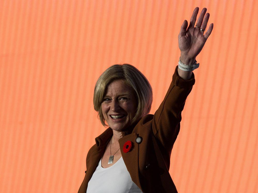 PREMIER CONFIRMS SHE'LL BE RUNNING IN THE ELECTION
