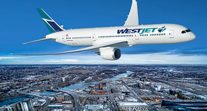 WESTJET ANNOUNCES NON STOP SERVICE FROM CALGARY TO LONDON, DUBLIN AND PARIS