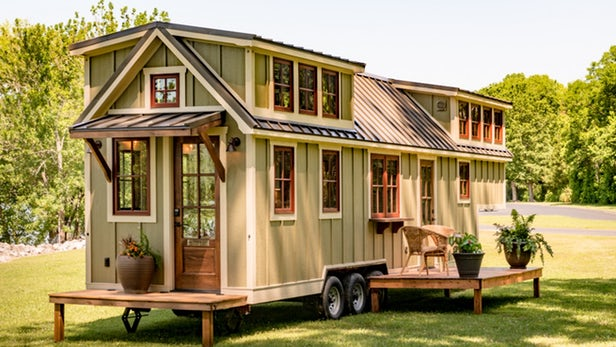EDMONTON GETTING CLOSER TO ALLOWING TINY HOMES
