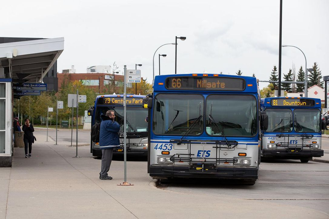 MORE SECURITY ON THE WAY TO EDMONTON TRANSIT CENTERS
