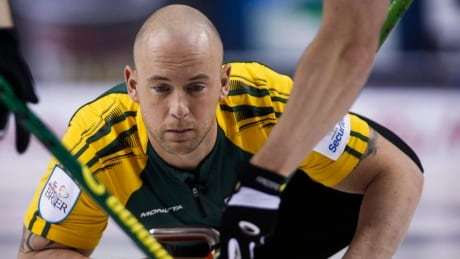 JAMIE KOE CURLING FOURSOME KICKED OUT OF THE RED DEER CURLING CLUB FOR UNSPORTSMANLIKE BEHAVIOUR