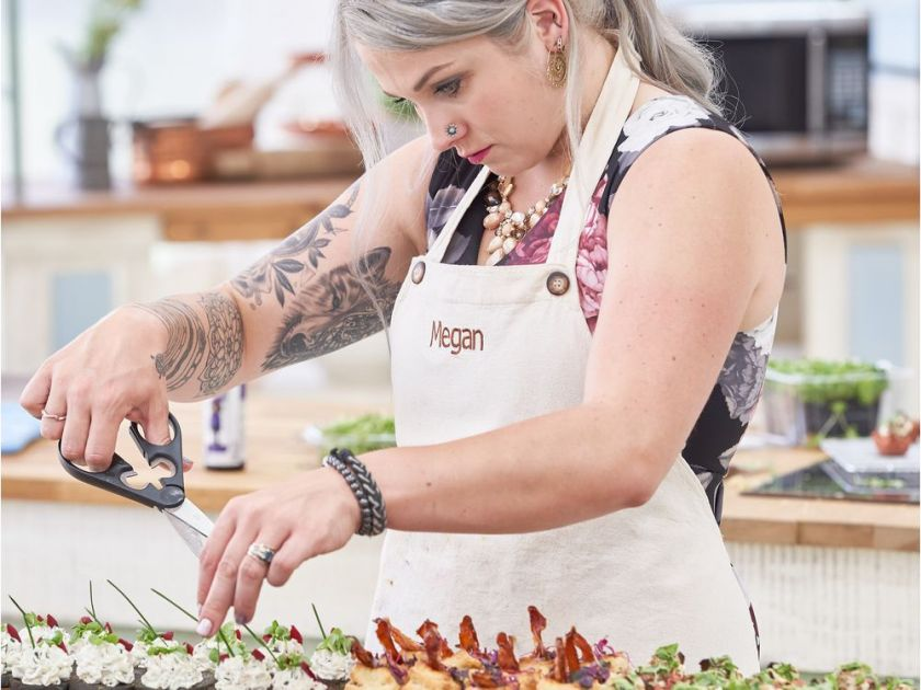 LEDUC COUNTY HAIR STYLIST MAKES IT TO THE FINALE OF THE GREAT CANADIAN BAKING SHOW