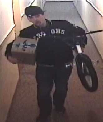 PORCH PIRATES BECOMING A SERIOUS PROBLEM IN EDMONTON