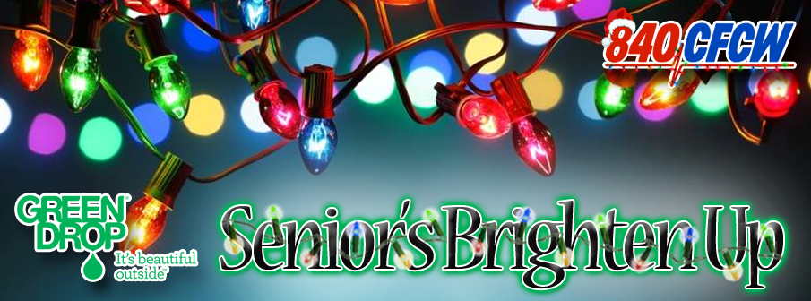 Green Drop Senior's Brighten Up