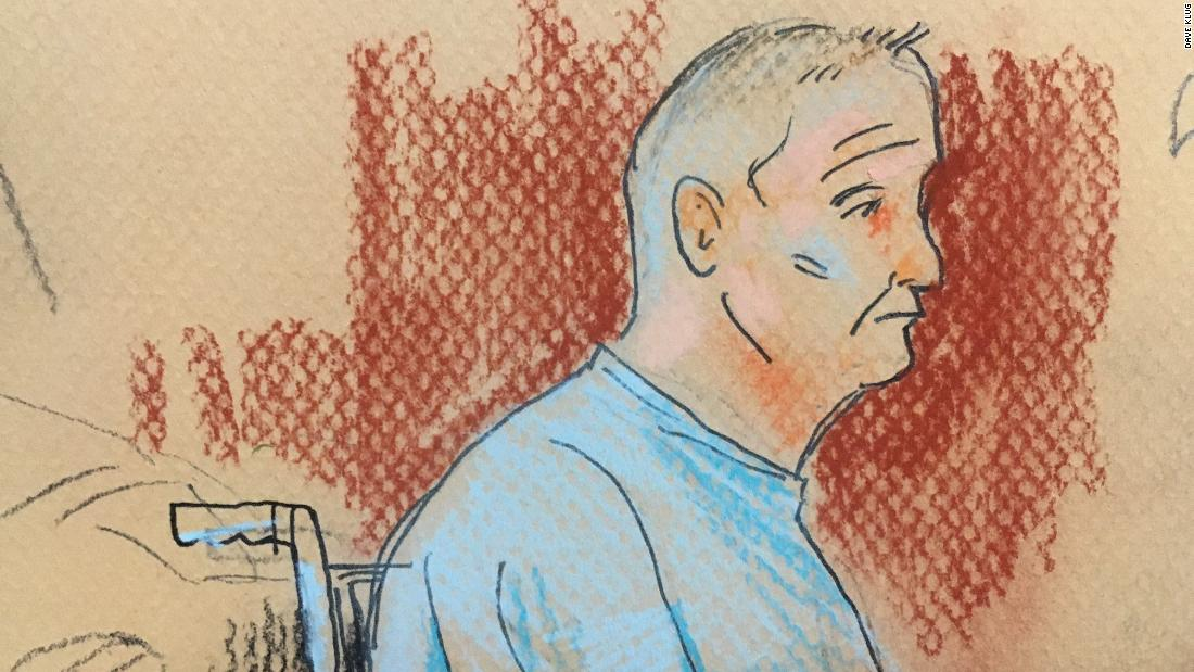 SUSPECT IN SYNAGOGUE SHOOTING PLEADS NOT GUILTY