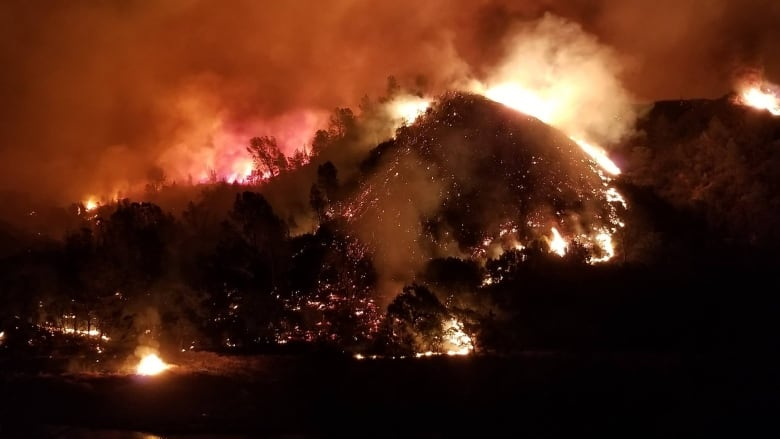 PG & E MAY BE RESPONSIBLE FOR ONE OF CALIFORNIA'S DEADLY WILDFIRES